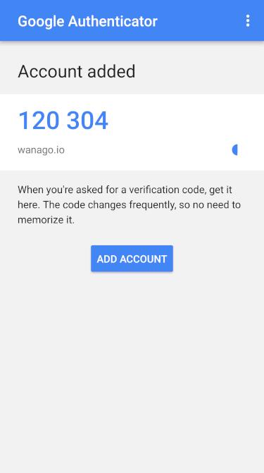 Node.js Two-Factor Authentication Google Authenticator